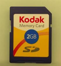 Koda Memory Card 2G 2GB SD Secure Digital EasyShare Digital Camera Nikon Canon