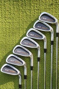 Howson SLG Tour 3, 4, 5, 6, 7, 8, 9 irons - used golf iron set