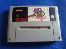 Super Nintendo Snes version  jeu vidéo  fah SUPER WIDGET