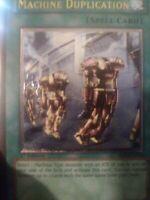 YuGiOh Machine Duplication Ultimate Rare 1st Ed RDS-EN041