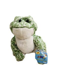 GANZ Small Frog Stuff Animal Toy