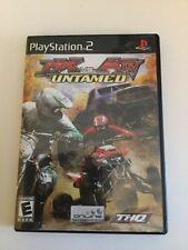 MX vs. ATV Untamed (Sony PlayStation 2, 2007)