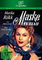 MASKE IN BLAU-MIT MARIKA ROE - ROEKK,MARIKA   DVD NEU