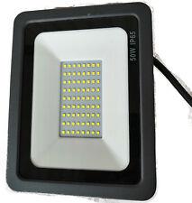 50W Floodlight Cool White IP65 LED Flood Wash Light Outdoor Lamp 220V