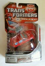 Transformers Generations/Classics/Universe IronHide Deluxe Class MOC
