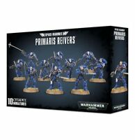 Space Marines Primaris Reivers - Warhammer 40k - Brand New! 48-71