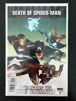 ULTIMATE AVENGERS VS NEW ULTIMATES #2A MARVEL COMICS 2011 VF+