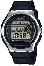 NEW CASIO Watch Wave September Radio Control Watch WV-M60B-1AJF Men from japan