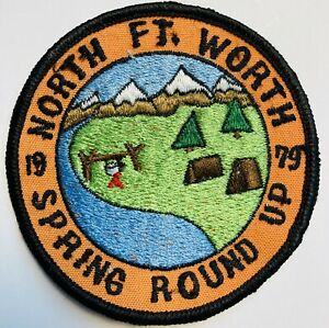 Royal Rangers Patch 1979 North Ft Worth Texas Spring Round Up TX