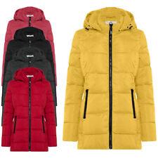 Piumino donna ARTIKA Ocean Jacket N059 cappuccio giubbotto cappotto