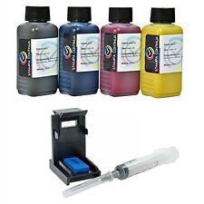 Кit ricarica cartucce HP 901, HP 901XL nero e colore, Inchiostro Inktec di al...