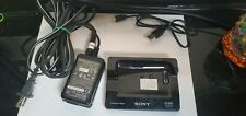 Sony DCRA-C171 Handycam Station + AC Power Adapter and usb. Works great.