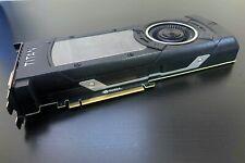 NVidia GTX Titan X 12GB Scheda grafica (Mac e PC)