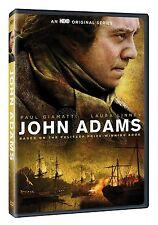 John Adams: The Complete 2008 Original HBO Mini Series DVD Boxed Set NEW!