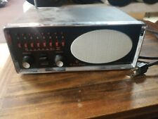 Vintage Electra Bearcat Receiver 8 Channel Scanner BCIII Tested