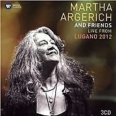 Martha Argerich and Friends: Live from Lugano 2012 (2013)