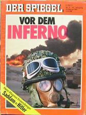 SPIEGEL 6/1991 Der mörderische Krieg am Persischen Golf