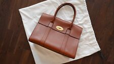 Mulberry Bayswater Large Tote Bag Brown Never Use