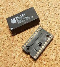 Dallas DS1287 RTC Realtime-Clock DIP24 + Sockel
