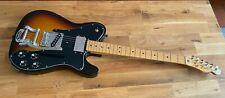 Fender Classic Series '72 Telecaster Custom CS72 Sunburst Bigsby
