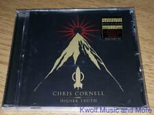 "CHRIS CORNELL ""Higher Truth"" Soundgarden    NEW   (CD, 2015)"