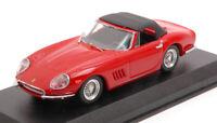 Ferrari 275 Gtb/4 Nart Spyder 1967W / Capota 1:43 Modelo Best Models