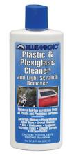 Plastic Plexiglass Cleaner Light scratch remover For windows helmets eyeglasses