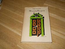 MONTALLEGRO - JERRE MANGIONE - S.A.I.E. 1955 - ( 17 )