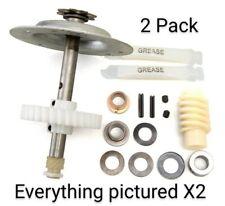 2 Gear Sprocket Kit for Liftmaster Chamberlain Craftsman Garage comp 41C4220A