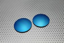 Linegear Custom Replacement Lens for Oakley X-metal Mars - Saxe Blue [MA-SB]
