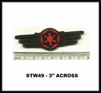 STAR WARS TIE FIGHTER SPECIAL FORCES WING PATCH - STW49