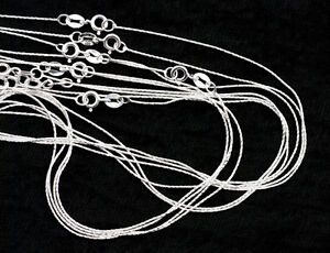 "Kette Venezianisch Massiv Silber 925-1.4g-18 "" -45cm-haute Qualität -tk 10140"