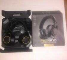 NEW Plantronics RIG 600 Wired Gaming Headset for PC, PS4, Xbox One - Black