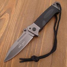 MILTEC - Einhandmesser  Messer  Taschenmesser  Klappmesser  Micarta  Clip 344502