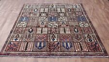 Traditional Vintage Wool Handmade Classic Oriental Area Rug Carpet 265X 210 cm