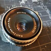 MINT! Carl Zeiss Jena DDR Tessar 50mm f2.8 EXA