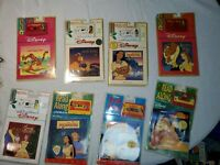 Lot Of 8 Disney Read Alone