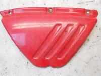SUZUKI FA50 FOOTPEG BRACKET SIDE COVER PANEL FOOT PEG FA 50
