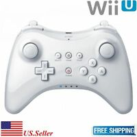 White U Pro Bluetooth Wireless Remote Controller Gamepad For Nintendo Wii U
