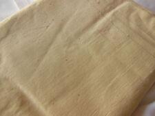 B6 toile ancienne moucheté beige tissu création 1 m 35 sur 3 mètres