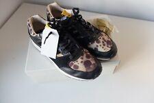 Adidas Consortium Tech Super WCAP uk10 Leopardenmuster Schwarz Gelb Originals VGC
