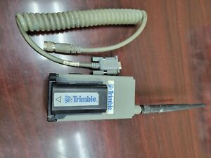 Trimble 2.4 GHz Radio w/ Antenna, Battery & Cable - TESTED!