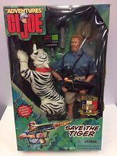 The Adventures of G.I.JOE Save the Tiger 30.5cm Figur Hasbro 1999