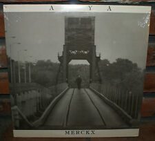 Merckx Acya LP US 1980 Sealed private rock New Jersey By Disguise BDR 1256 NJ
