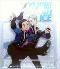 Yuri on ICE Anime Japan 2018 Limited Acrylic stand Yuuri Katsuki and Victor