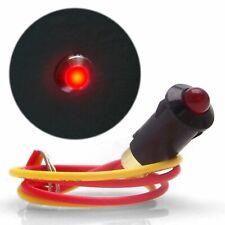 5mm 12V RED LED Indicator Light 1964 chevrolet 1958 buick mga 1946 pontiac ute