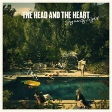 THE HEAD & THE HEART-SINGS OF LIGHT-JAPAN CD E20