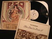 REO Speedwagon - This Time We Mean - 1975 Promo Vinyl 12'' Lp./ VG+/ Rock AOR