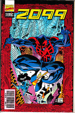 2099  N° 1   EDITION SEMIC  MARVEL COMICS