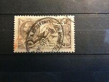 Timbre. Grande-Bretagne. n°153..Edouard VII Oblitéré